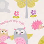 Woodland Creatures Wallpaper 10m AS Creation 93555-1