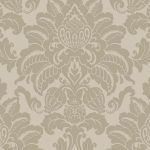 Precious Metals Glisten Damask Wallpaper Gold Arthouse 673200