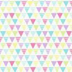 Jester Geometric Wallpaper Bright Multi Arthouse 696005