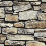 Cornish Stone Wallpaper Brown Arthouse 668900