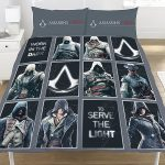 Assassin's Creed Legacy Double Duvet Cover and Pillowcase Set