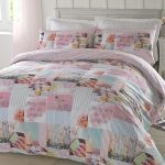 Hashtag Pretty Pastels Double Duvet Cover and Pillowcase Set