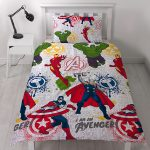 Marvel Avengers Bedroom Gift Set