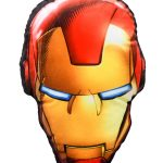 Marvel Iron Man LED Light Up Cushion