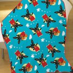 Bing Bunny Fleece Blanket
