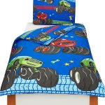 Blaze Vroom Single Duvet Cover and Pillowcase Set
