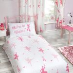Born to Dance 4 in 1 Junior Bedding Bundle Set (Duvet, Pillow and