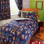 Building Site Junior Toddler Duvet Cover & Pillowcase Set