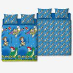 Toy Story Friends Double Duvet Cover and Pillowcase Set