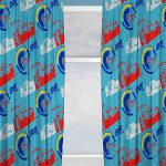 Disney Cars 3 Lightning Curtains