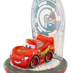 Disney Cars Lightning McQueen 3 in 1 Magic GoGlow Night Light