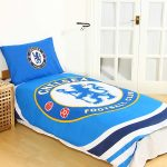 Chelsea FC Pulse Single Duvet Cover and Pillowcase Set