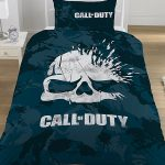 Call of Duty Broken Skull Single Duvet Cover Set