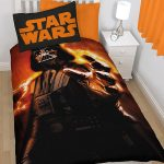 Star Wars Darth Vader Rise Single Duvet Cover – Exclusive Design!