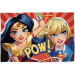 DC Superhero Girls Super Fleece Blanket