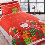 Dear Santa 4 in 1 Christmas Junior Bedding Bundle (Duvet, Pillow and