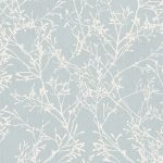 Tranquillity Tree Wallpaper Duck Egg and Silver Fine Decor FD41713