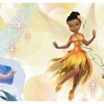 Disney Fairies Dancing Self Adhesive Wallpaper Border 5m