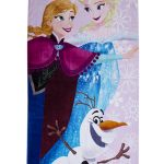 Disney Frozen Winter Beach Towel