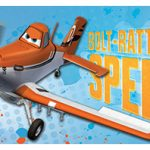 Disney Planes Bolt Rattlin' Speed Self Adhesive Wallpaper Border 5m