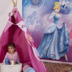 Disney Princess Cinderella's Night Photo Wall Mural 254 x 183 cm
