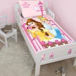 Disney Princess Boulevard Junior Toddler Duvet Cover & Pillowcase Set