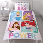 Disney Princess Brave Single Duvet Cover and Pillowcase Set