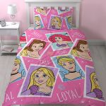 Disney Princess Brave Single Duvet Cover Set – Rotary Design