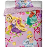Disney Princess Palace Pets Single Duvet Cover Set