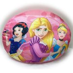 Disney Princess Shaped Cushion