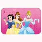 Disney Princess Floor Mat Rug 40cm x 60cm