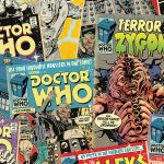 Doctor Who Comic Wallpaper