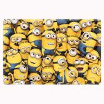 Despicable Me Minion Floor Mat Rug 40cm x 60cm
