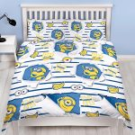 Despicable Me Minions Awesome Double Duvet Cover Set