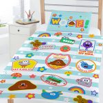Hey Duggee Woof 4 in 1 Junior Bedding Bundle Set (Duvet, Pillow and
