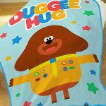 Hey Duggee Hug Fleece Blanket