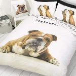 Barry Bulldog Single Duvet Cover & Pillowcase Set
