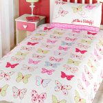 Fly Up High Butterfly Junior Toddler Duvet Cover & Pillowcase Set