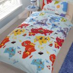 Little Adventure Single Duvet Cover and Pillowcase Set