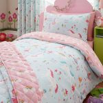 Magical Unicorn 4 in 1 Junior Bedding Bundle (Duvet, Pillow and