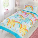 Unicorns Double Duvet Cover and Pillowcase Set