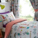 Puddle Pals Rabbits Single Duvet Cover and Pillowcase Set
