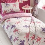 Divine Unicorns Single Duvet Cover and Pillowcase Set