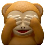 Emoji Mr Chimp illumi-mate Colour Changing Light