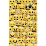 Emoji Faces Beach Towel
