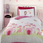 Fairy Castle Junior Toddler Duvet Cover & Pillowcase Set