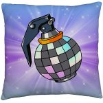 Official Fortnite Battle Royale Boogie Bomb Cushion