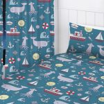 Nautical Sea Curtains
