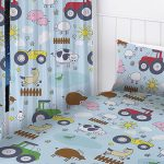 Farm Animals Curtains