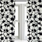 Football Curtains